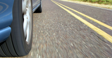 Get a grip on winding roads with summer tires